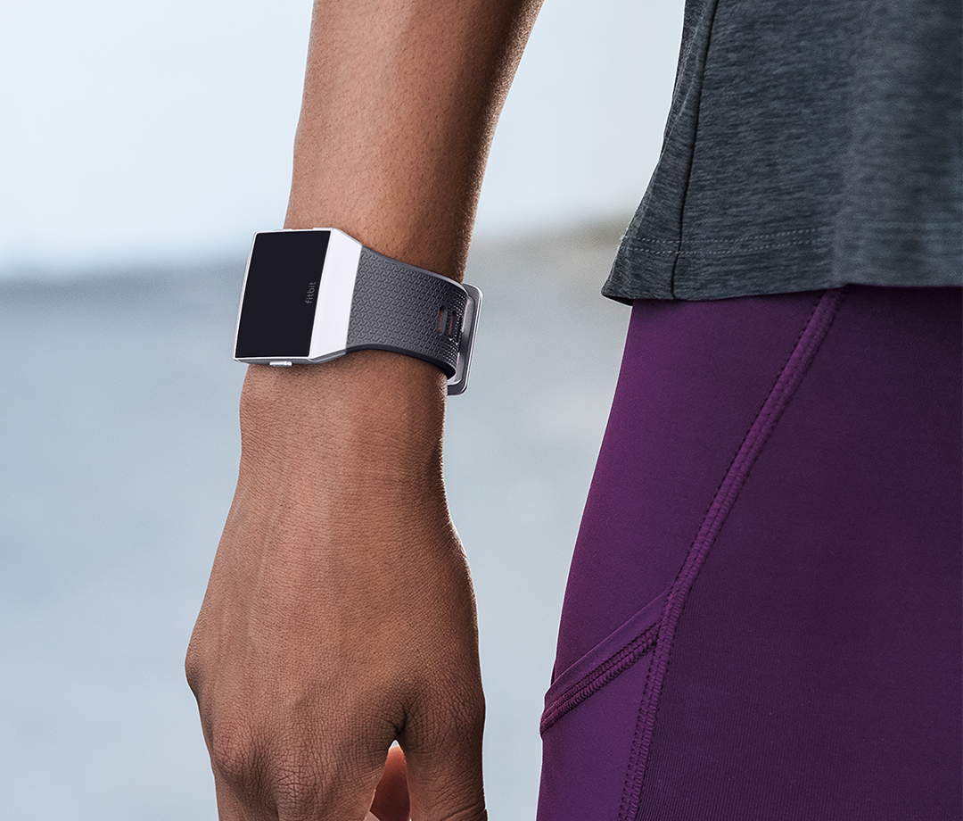 Fitbit Ionic Is The Company S First True Smartwatch