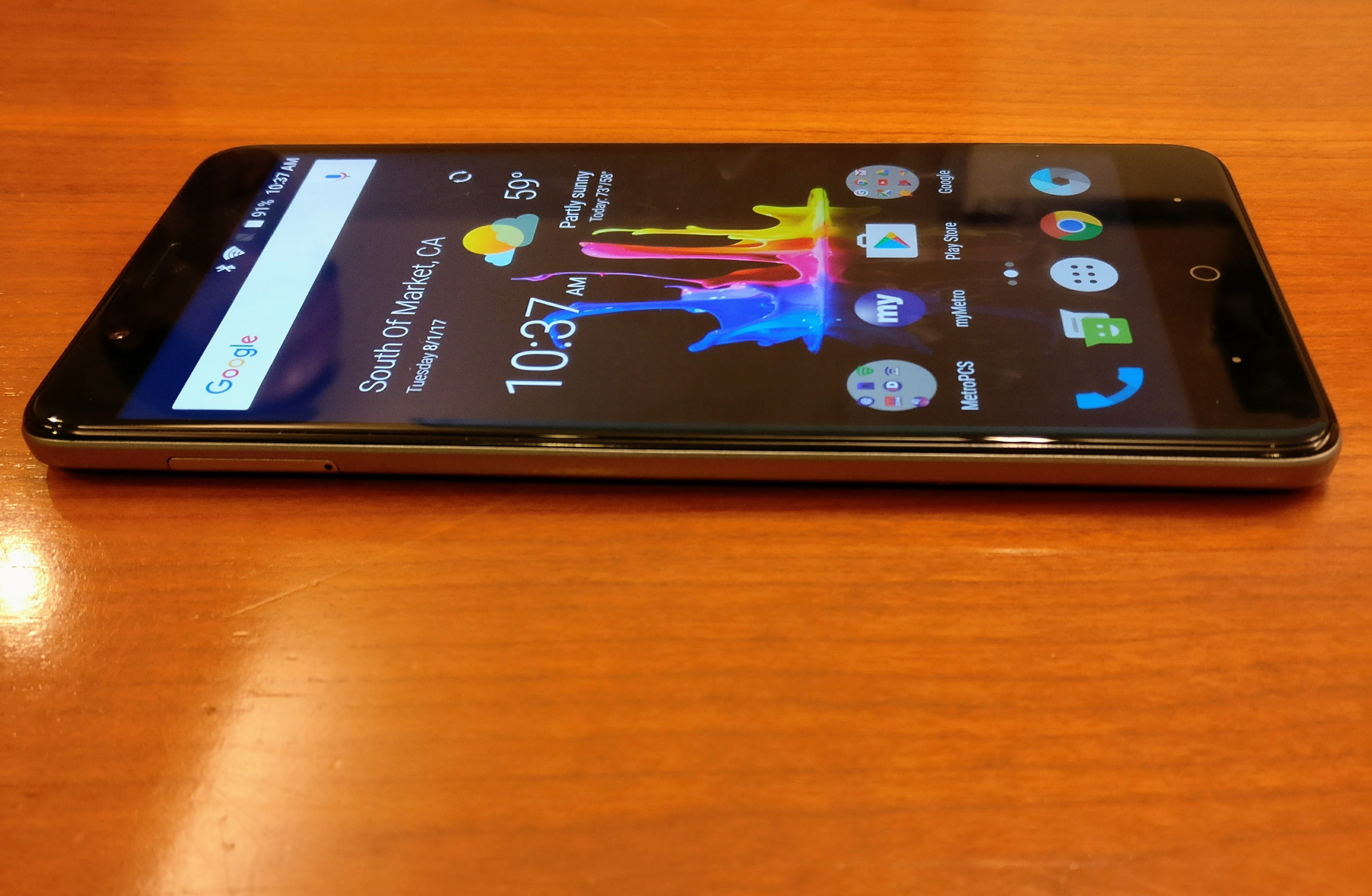 Hands On With A Potentially Game Changing Budget Phone
