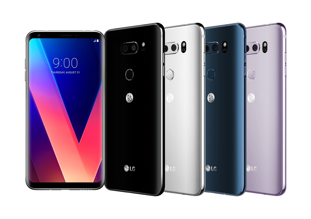Here's how to pre-order the new LG V30 nice and early
