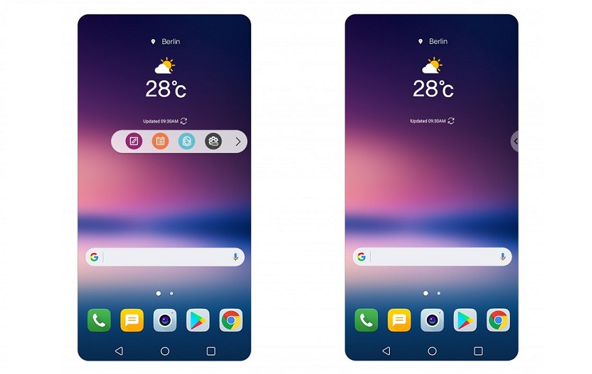 LG V30 confirmed to come with floating bar, facial recognition and more