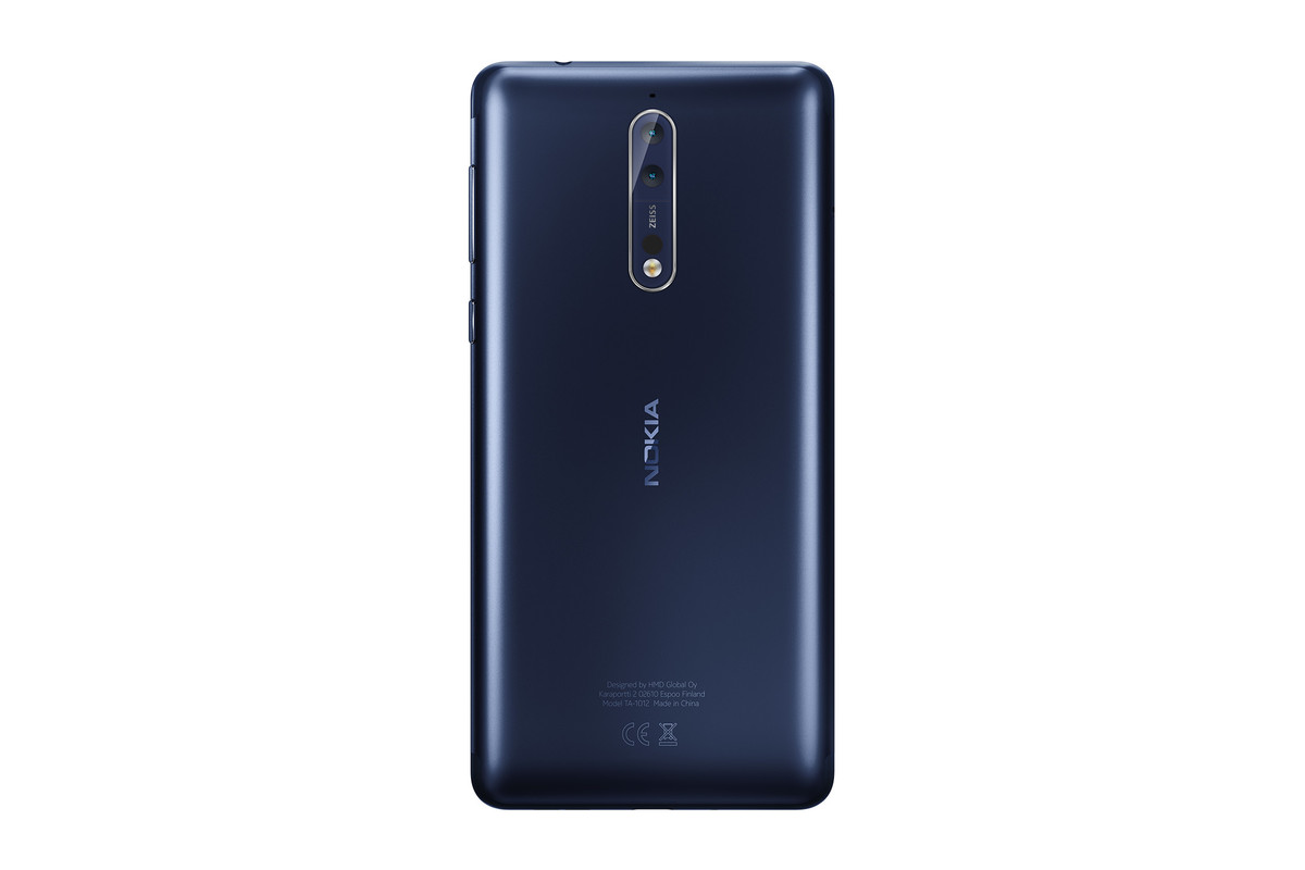 Custom Nokia 8 variants could be coming to China and the US