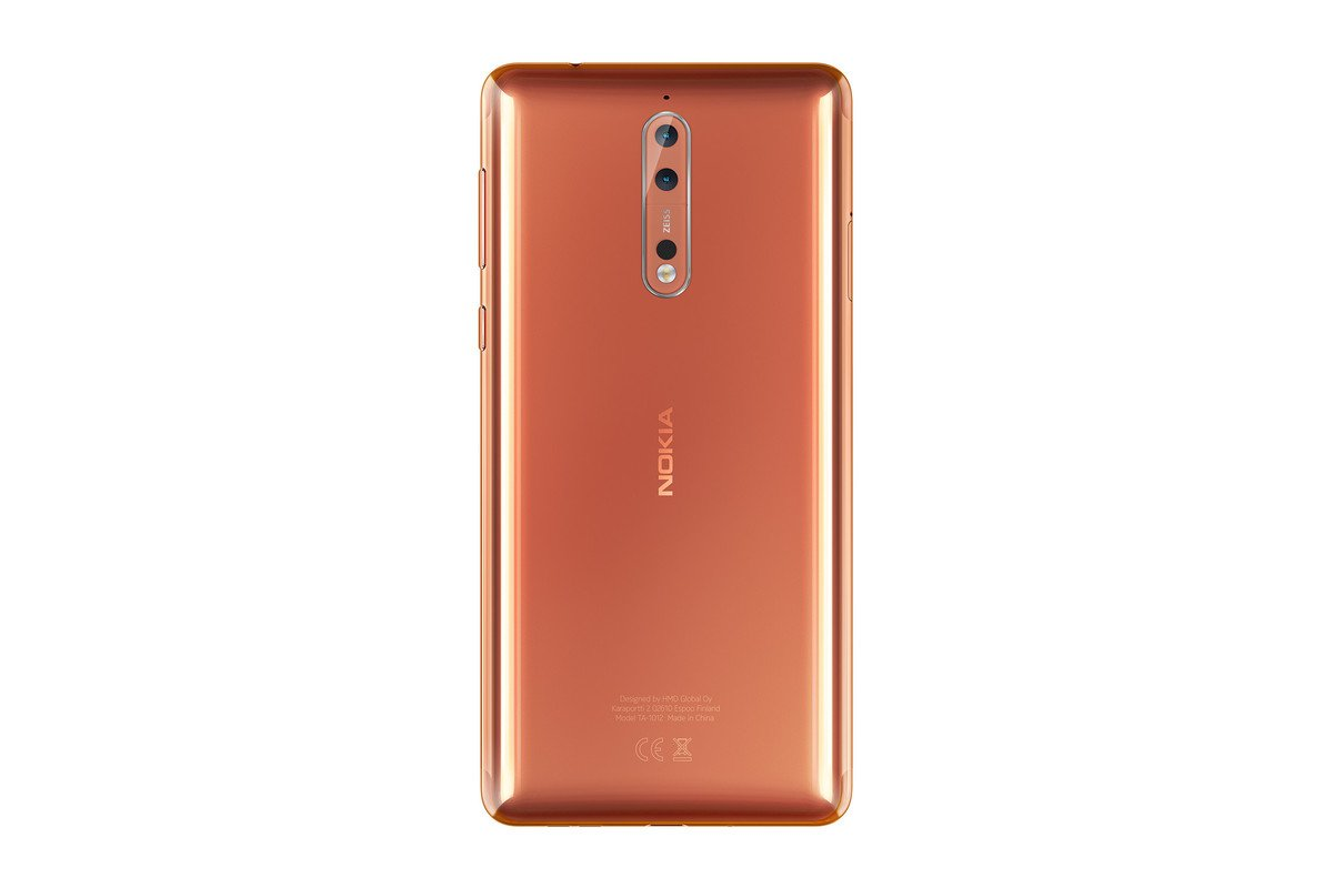 A special Nokia 8 may be heading to the U.S. and China