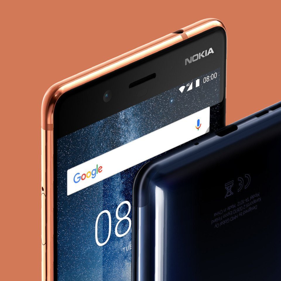 A special Nokia 8 may be heading to the USA and China