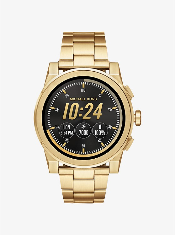 Michael Kors' new Android Wear 2.0 smartwatches are now ...