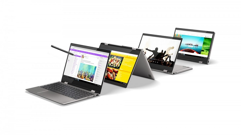dbfee0e607043 A new addition to the iconic Yoga family is the Yoga 920 – a convertible  which comes with a 13.9-inch touchscreen nearly edgeless 4K display (a  1080p ...