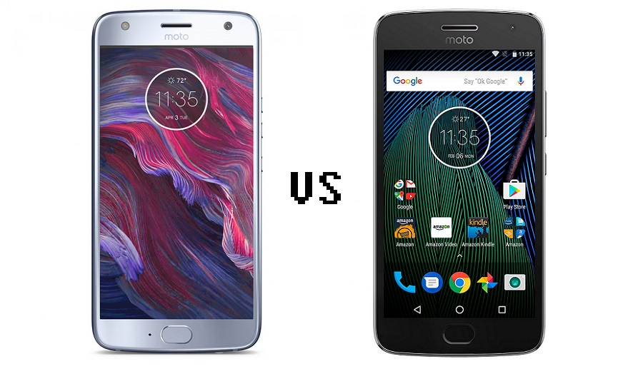 Moto X4 Vs Moto G5 Plus (Smartphone Showdown