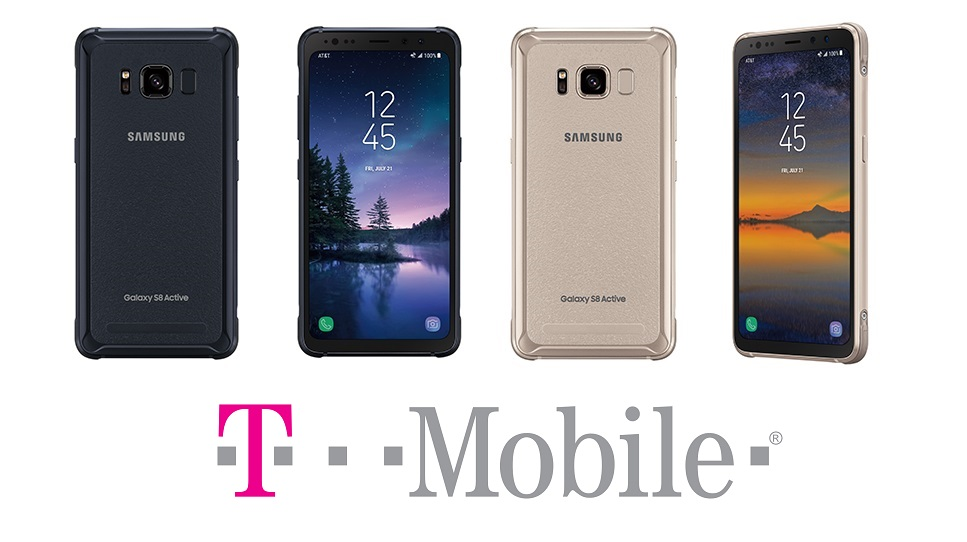 samsung galaxy s8 active is coming to t mobile soon. Black Bedroom Furniture Sets. Home Design Ideas