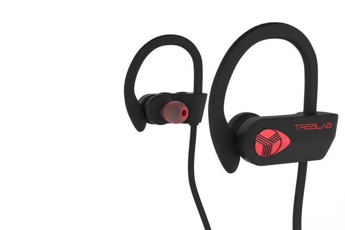 treblab xr500 earbuds wireless sweat proof and 79 off deal of th. Black Bedroom Furniture Sets. Home Design Ideas