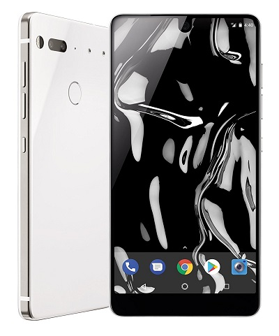 Essential Phone now available in Pure White