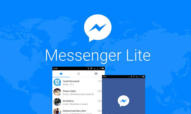 Facebook Messenger Lite is heading to the US, UK, Canada, and Ireland