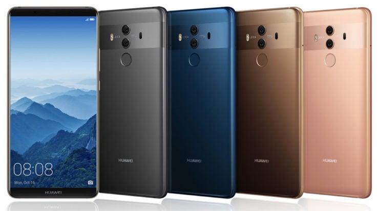 Huawei smartphone Mate