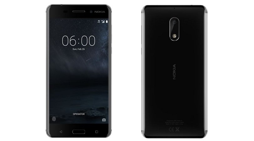 Nokia 8 Android Oreo Beta update now rolling