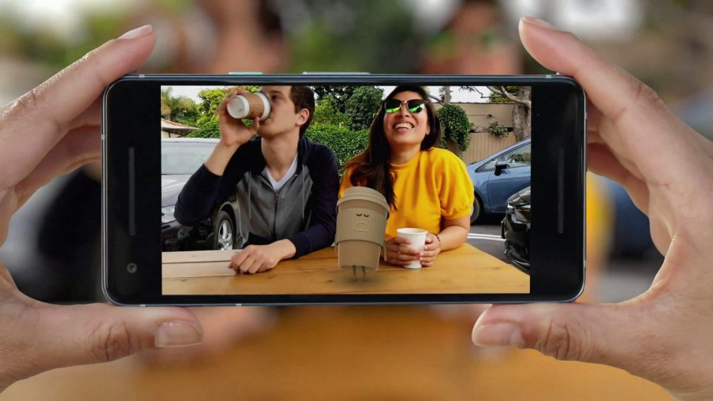 Pixel 2 features