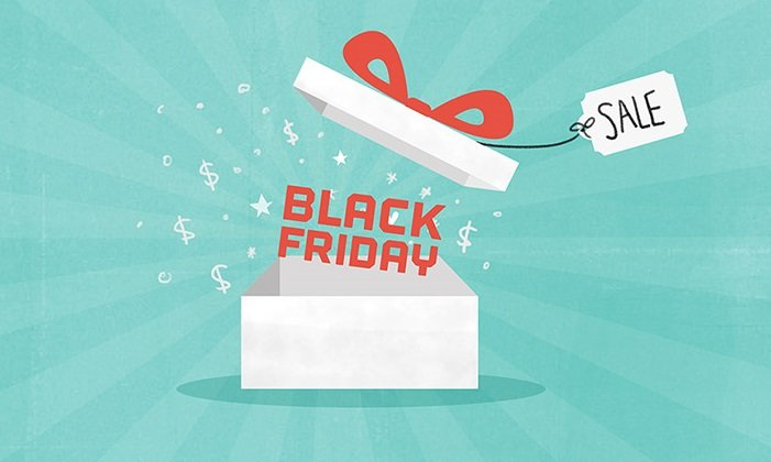 Ready, set, shop! Black Friday shopping frenzy at local stores