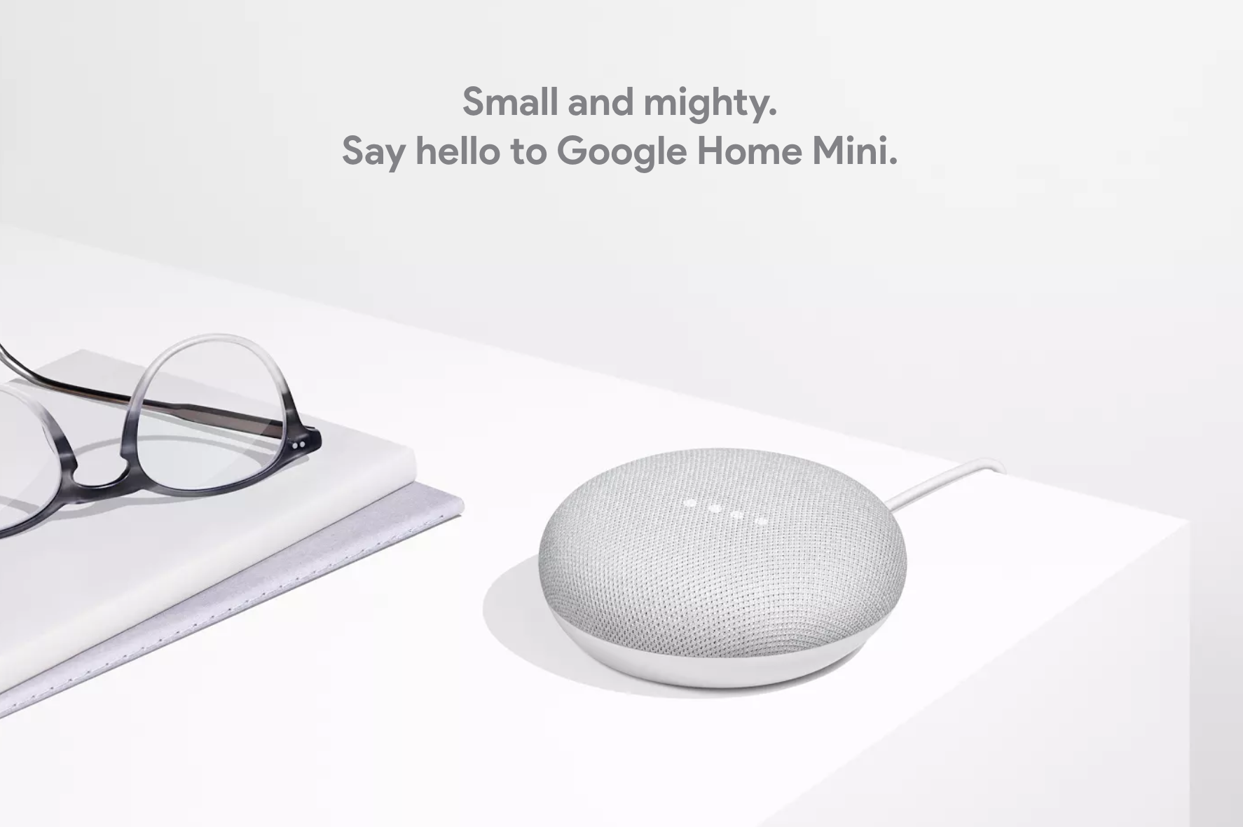 Pixel 2 owners are now receiving free Google Home Mini discount codes