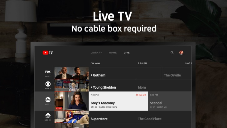 Only One Can Survive Source Barabulyko Youtube: YouTube TV App Goes Live For Your Android TV And Xbox