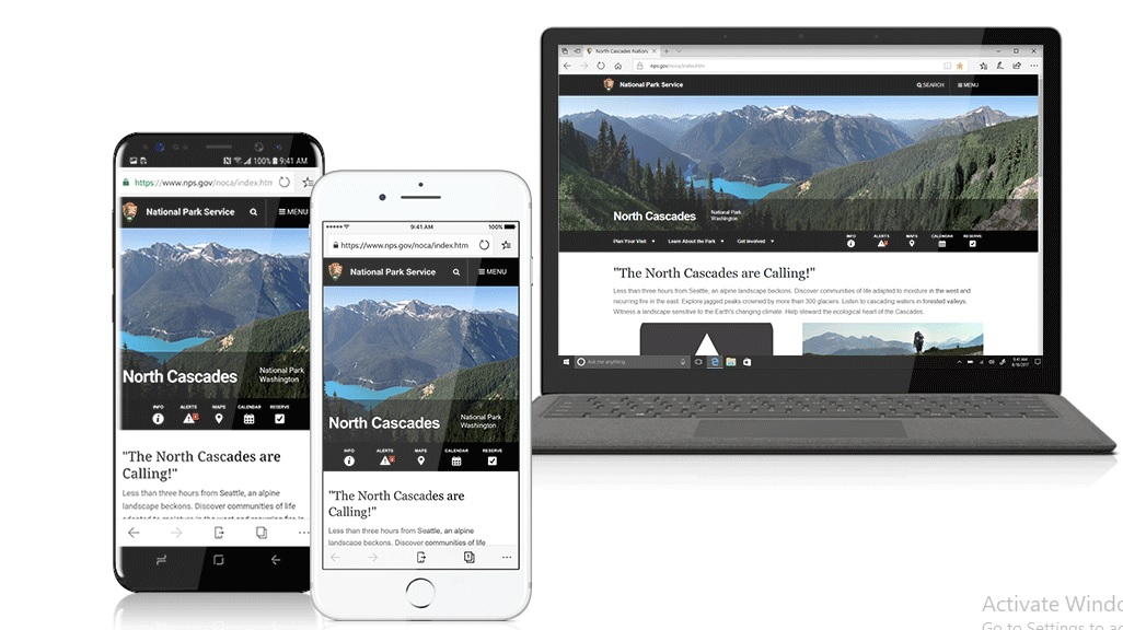 Microsoft Edge now available on Android and iOS