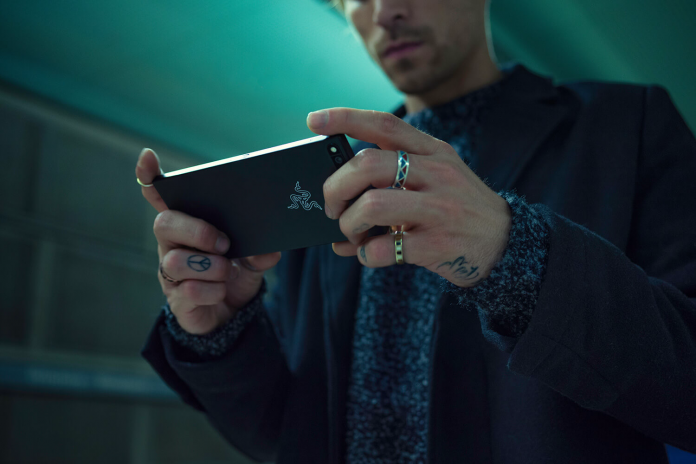 Razer announces its first Razer Phone for gamers