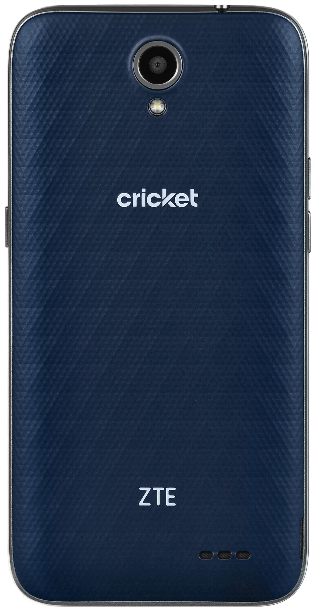 Cricket Wireless To Offer Zte Overture 3 On November 10