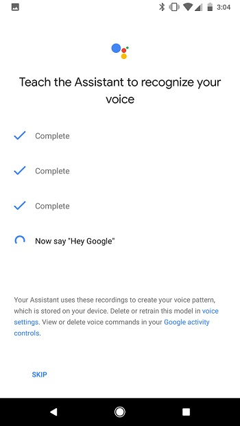 """Hey Google"""" hotword is now available for smartphones"""