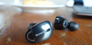 Sony WF-1000X Earbuds