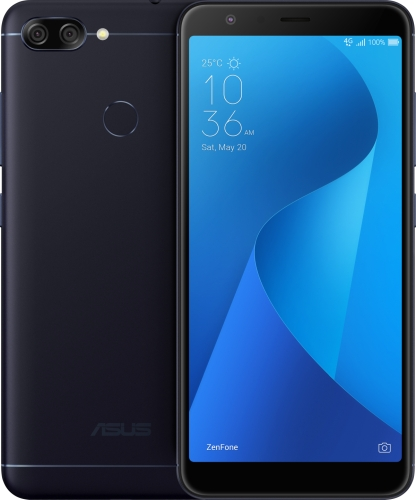 Asus ZenFone Max Plus (M1) Coming To The US