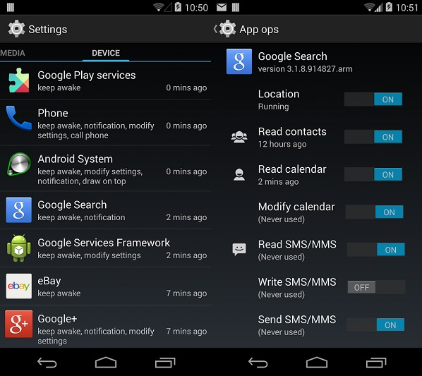 How to prevent your Android apps from accessing your location