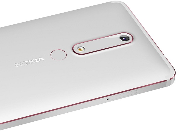 Nokia 6 (2018) with 5.5-inch Display, Snapdragon 630, 4GB RAM announced