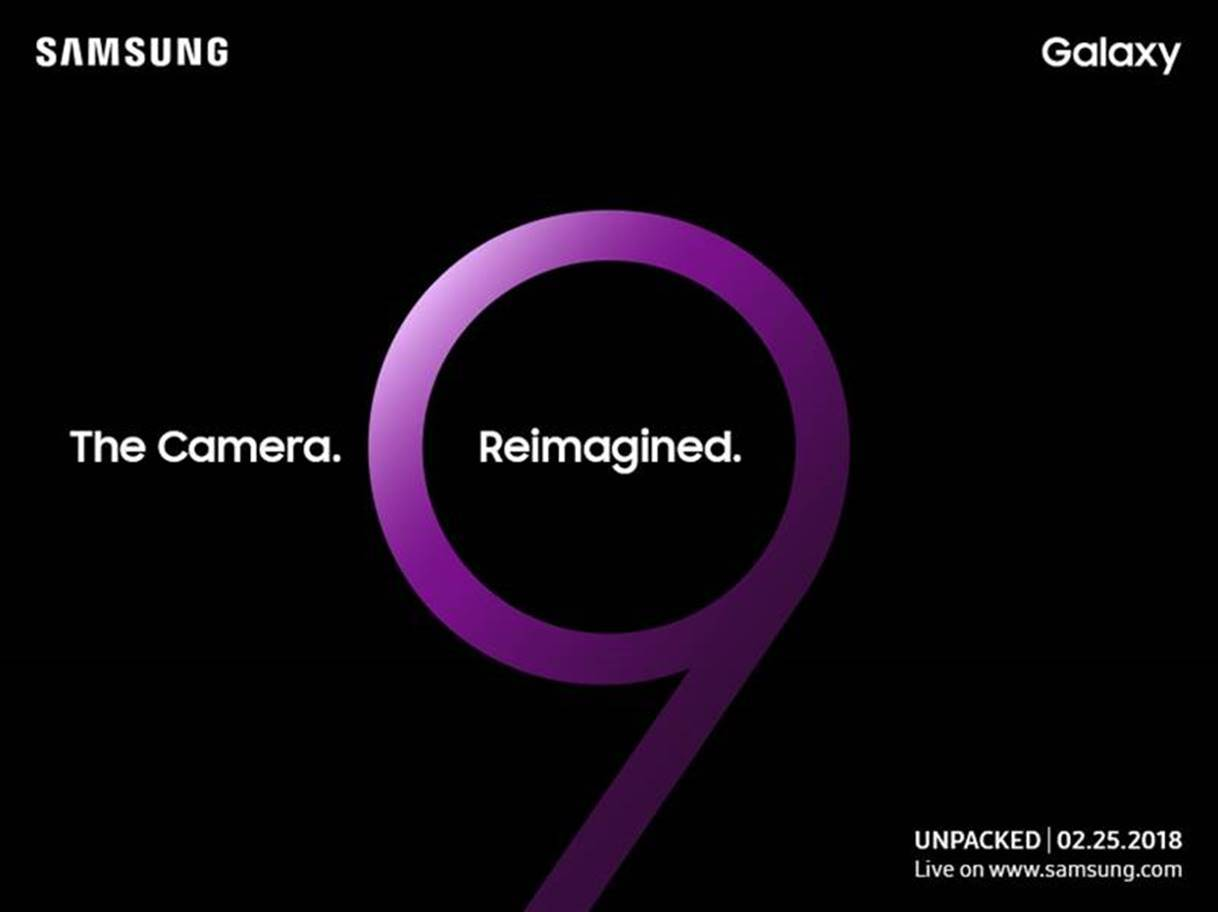 Samsung confirms 'Galaxy S9' smartphone's name during Q4 2017 results announcement
