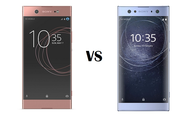 what s new sony xperia xa1 ultra vs sony xperia xa2 ultra. Black Bedroom Furniture Sets. Home Design Ideas