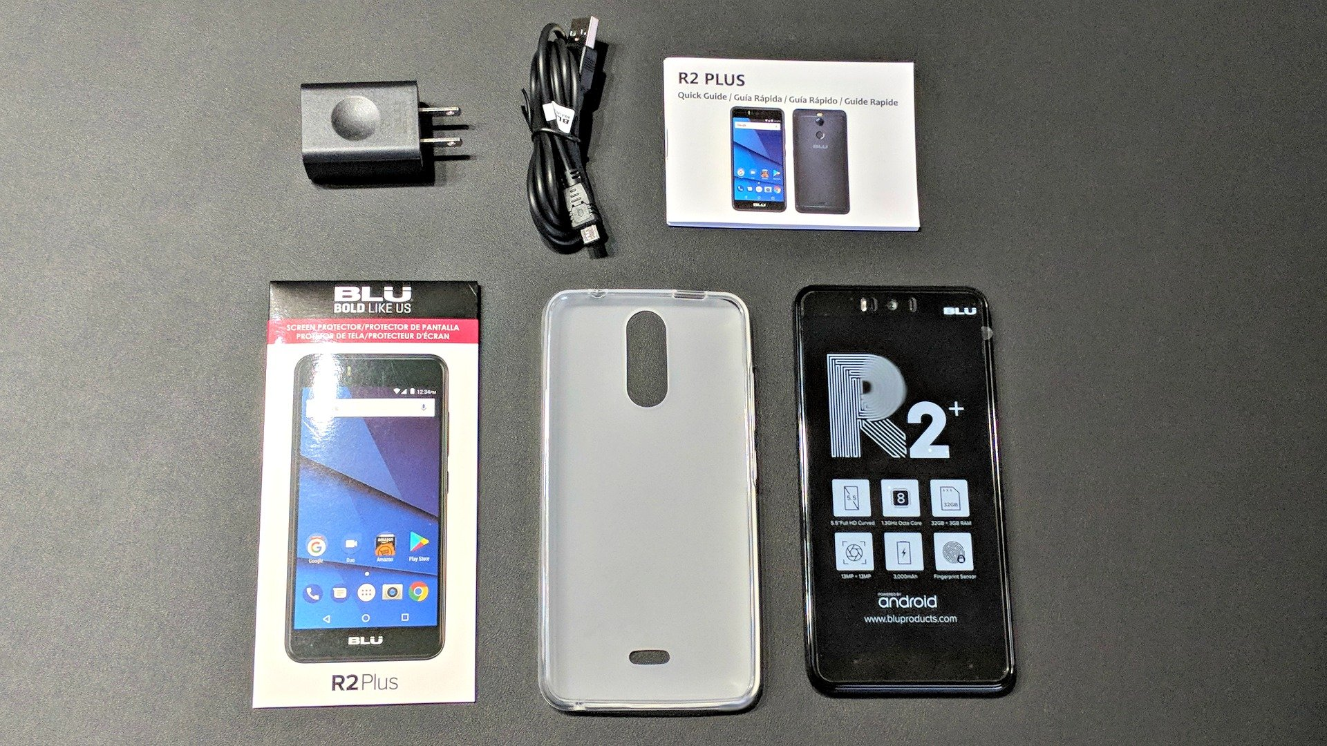 best service cb2cc a024f Blu R2 Plus review: The budget line gets a timely and worthwhile refresh