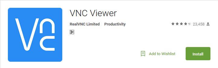 From your PC or Mac (and iPhone or Android, for that matter), head to RealVNC's VNC Viewer, click the Download button for your operating system, then download the free application. Step Two ...