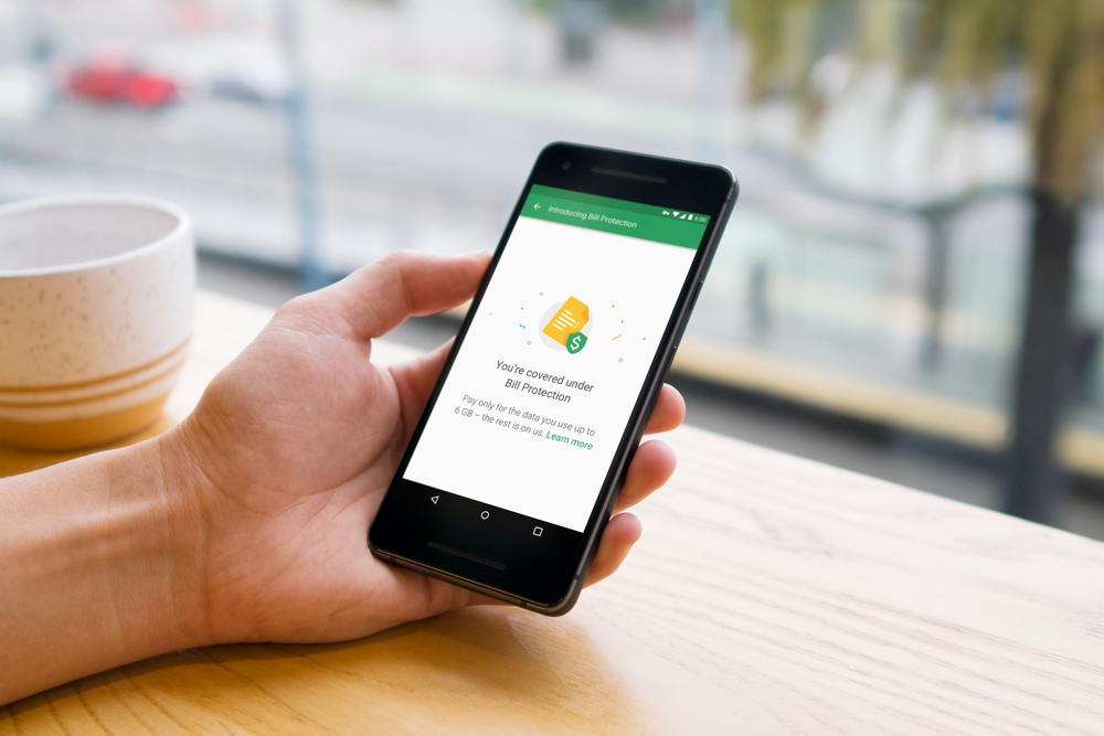 Like other carriers, Project Fi now has a fake unlimited plan