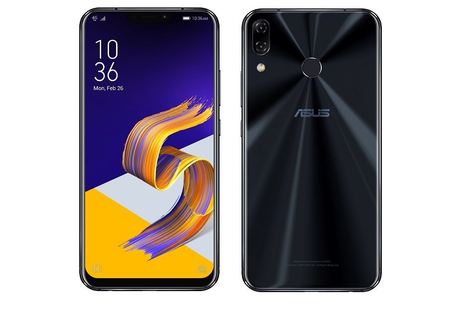 Asus Unveils The New Zenfone 5 Family At Mwc 2018