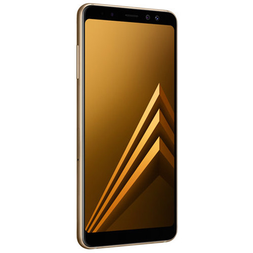 Samsung Galaxy A8 in Gold