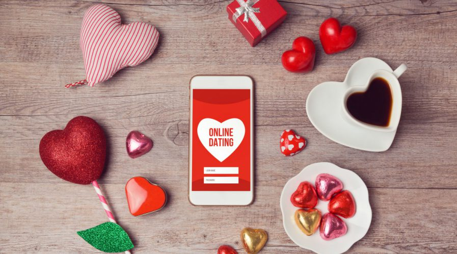 Modern singles reinvent Valentine's Day with apps like Tinder
