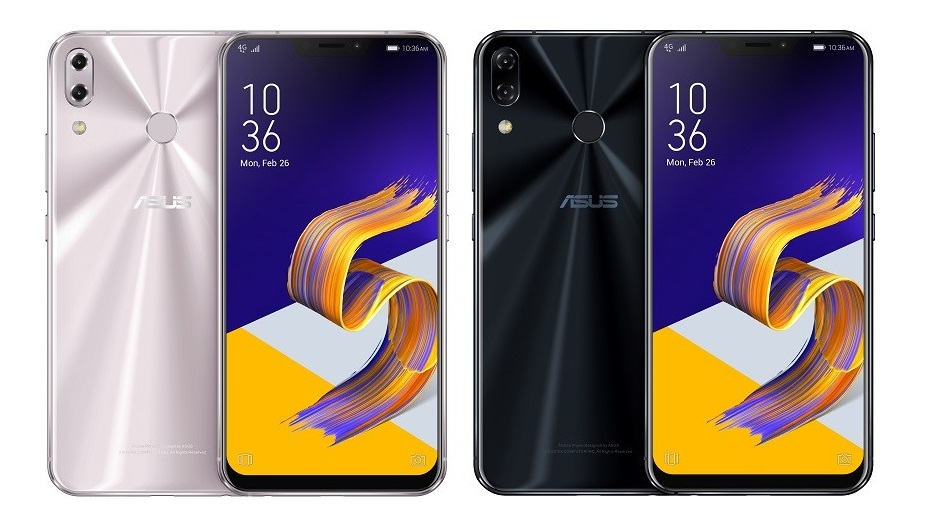 Asustek unveils ZenFone 5 family at MWC 2108