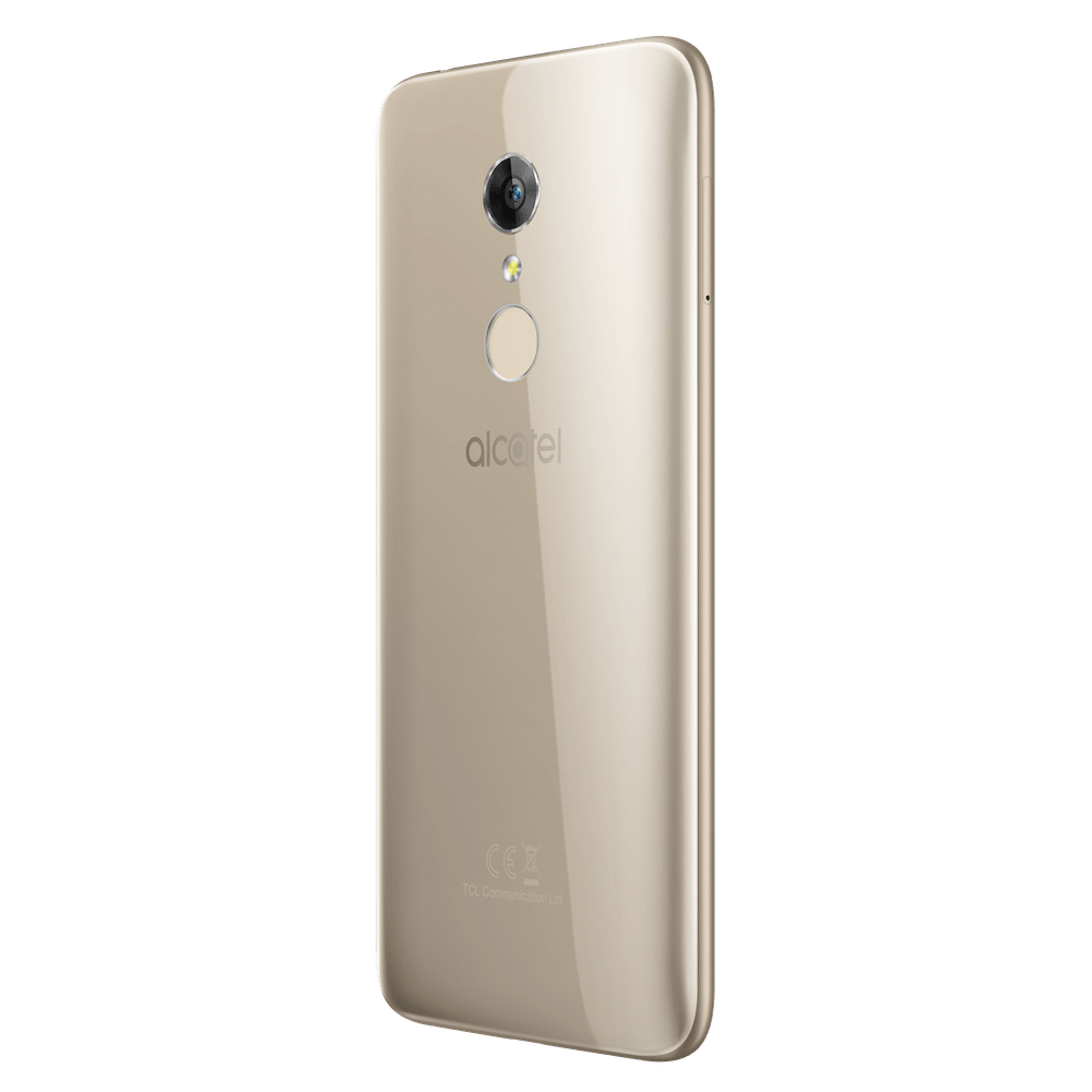 TCL's Alcatel 1X is the first Android Oreo (Go Edition) smartphone