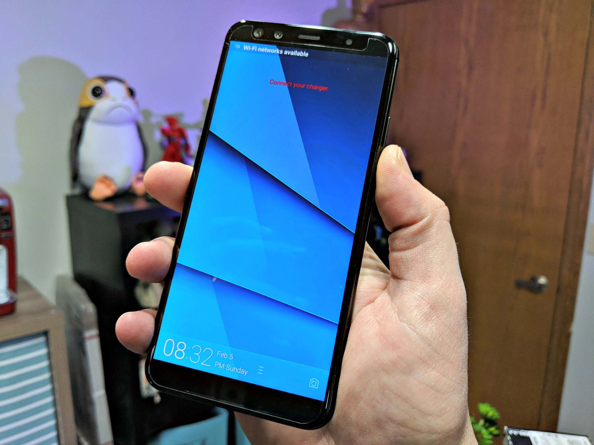 Blu Vivo X Screen
