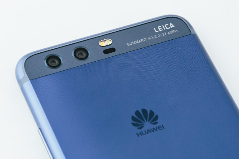 Huawei P20 Lite with an iPhone X-like notch leaks