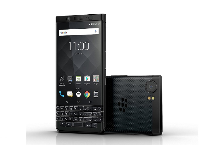 BlackBerry KEYone Black Edition arrives in United States via Best Buy, Amazon