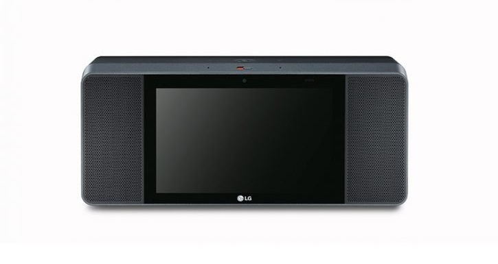 Pre-order LG's Google Assistant-powered smart display and speaker