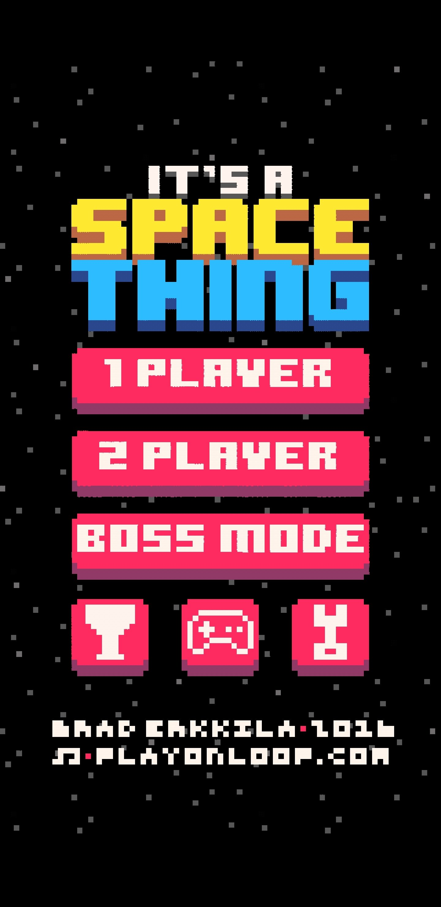 Space Thing Options