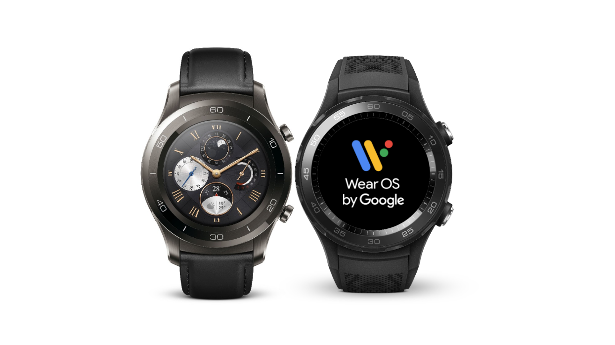 Wear OS gets first Android P developer preview