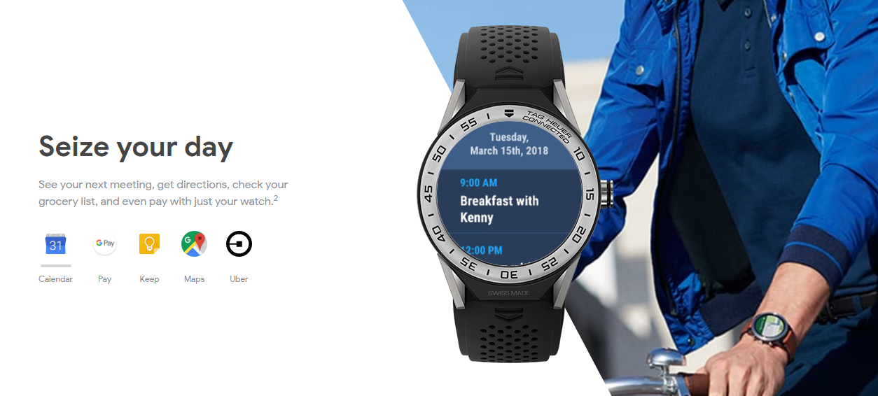 Google smartly rebrands Android Wear to Wear OS