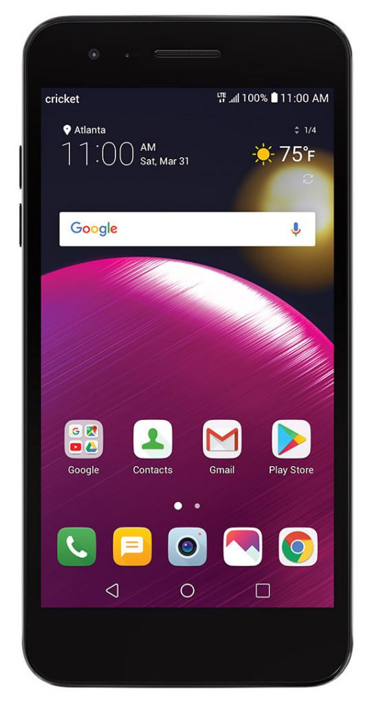 Cricket Wireless releases the LG Fortune 2 for just $99.99