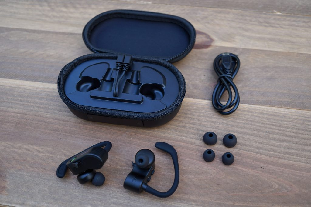 Rowkin Surge Charge Earbuds
