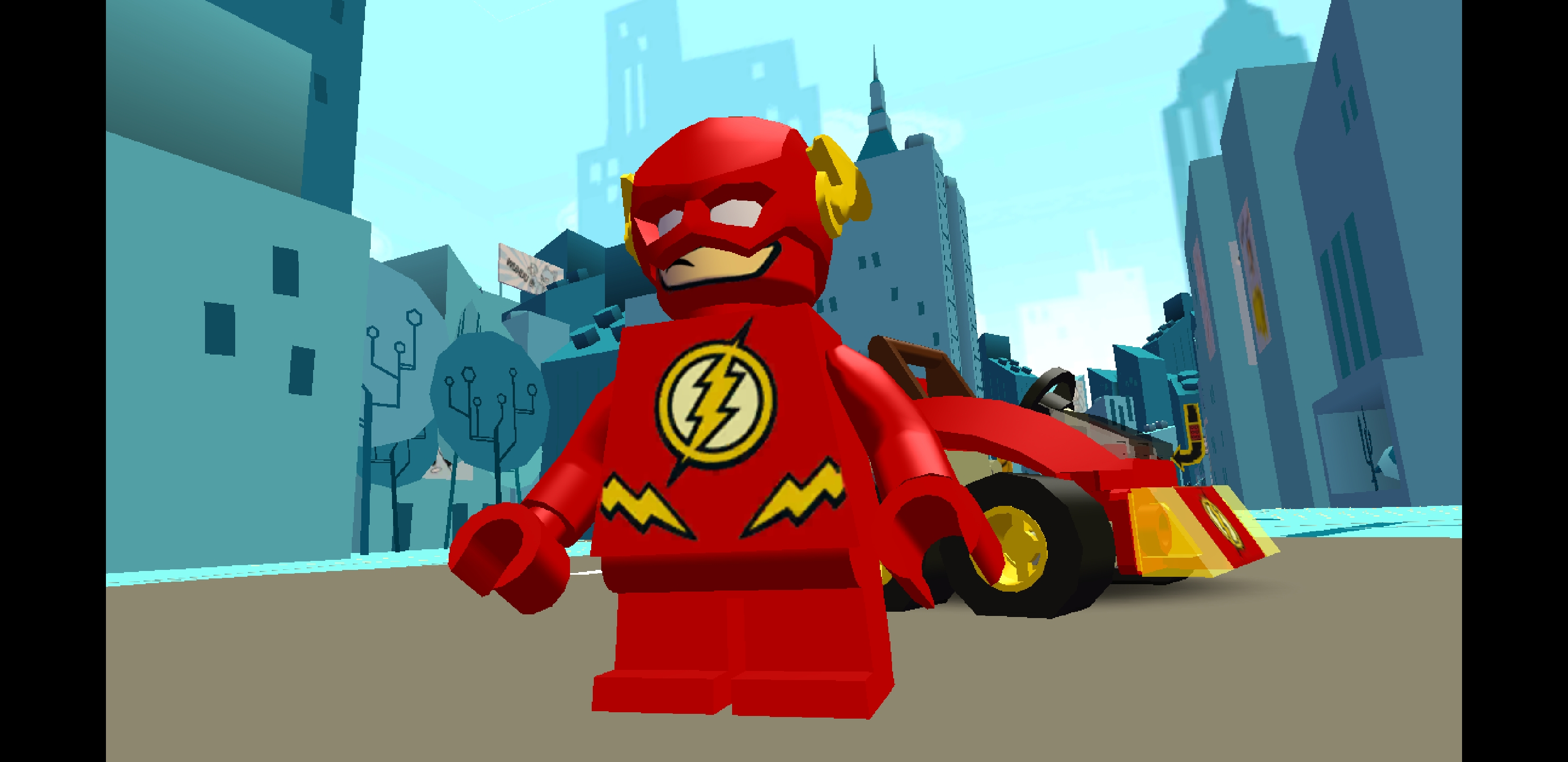LEGO DC Mighty Micros Flash