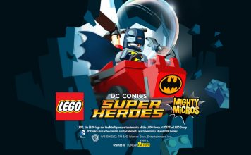 LEGO DC Mighty Micros Main