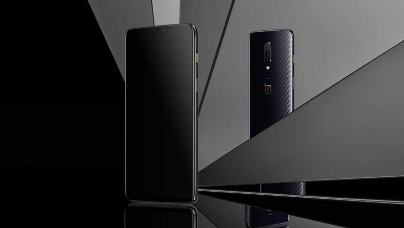 OnePlus 6 India launch today, debuts with all-glass design